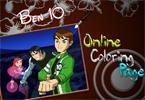 Оцвети Бен 10