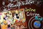 Оцвети Мики и Мини