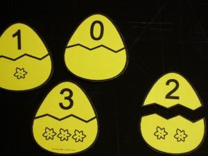 easter eggs 0 - 20