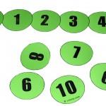 Да научим поредността на числата