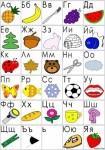 букви и картинки