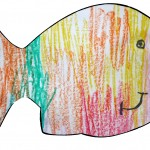 Арт занимание: Шарена рибка