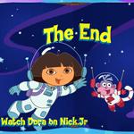 Космическото приключение на Дора