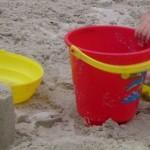 Пясъка като развиваща играчка