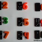Игра с домино и числа