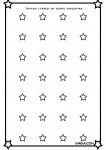 шаблон със звезди